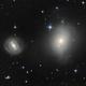 M85 and NGC 4394,                                Frank Colosimo