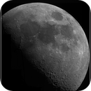 Crescent Moon on January 19, 2013,                                Newton Cesar Florencio