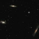 Leo Triplet galaxies (M65, M66 & NGC3628),                                Olivier Ravayrol