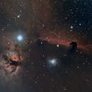 Barnard 33 - The Horsehead Nebula,                                Darryl Ackerman