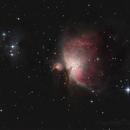 Orion Nebula,                                guvenozkan