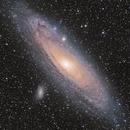 Messier 31,                                Peter Goodhew