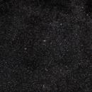 Sagitta Constellation with M27 and M71,                                YC Lim