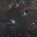 """Dark nebulae in Taurus LDN782,                                Makoto""""G-H""""Shindou"""