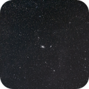 IFN around M81 & M82 (Animation),                                Björn Hoffmann
