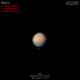 Mars on February 14, 2020,                                Chappel Astro