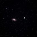 Bode's Nebulae,                                Oscar Echeverri