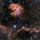 Seagull Nebula,                                muthunag