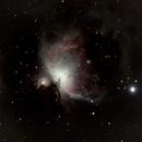 Orion Nebula,                                cspain
