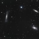 The Leo Triplet,                                astrocusanus