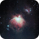 M 42 Orion nebula,                                Haseeb Modi