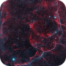 Vela Supernova Remnant and ngc 2736,                                andrealuna
