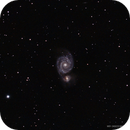 M51 (NGC5194) Whirlpool Galaxy,                                brad_burgess
