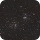 Perseus Double Cluster,                                Tromat