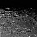 Waxing Gibbous Moon (H-alpha filter),                                Bruce Donzanti