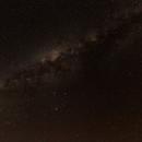 Voie lactée : 5 août 2016 lors de la nuit des étoiles,                                Ariel