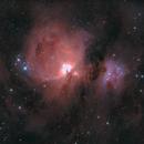 M42 on RASA 8,                                Piet Vanneste