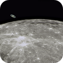 Occultation of Saturn 1 year ago,                                Peter Pat