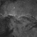 NGC6188 in Ha,                                Diego Gravinese
