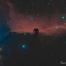 IC 434 -HaRVB-DSLR,                                Francis Couderc