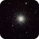 Messier 3 Globular Cluster,                                Richard Pattie