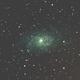 La galaxie du Triangle,                                BERCHID Florent