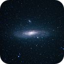 Andromeda Galaxy M31,                                CGPhotography