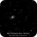 NGC 772,                                Fred
