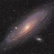 M31 - Reworked data from 2015,                                Jonas Illner