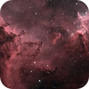IC1805 - Melotte 15 - Ha-(Ha+R)GB,                                Florian APPERT