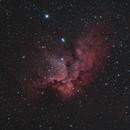NGC 7380,                                James Schrader