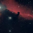 The Horsehead Nebula,                                TaylorHose