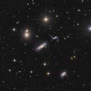 Hickson44 galaxy group  in Leo,                                Arnaud Peel