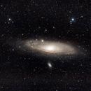 M31 Andromeda Galaxy,                                brimborium