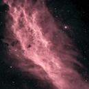 NGC 1499 California Nebula,                                GregGurdak