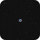 M57 Ring Nebula 20200622 7800s 01.7.5,                                Allan Alaoui
