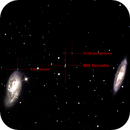 Asteroids 1 - 888 Parysatis,                                Kyle Hudak