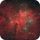 IC1805 - Heart Nebula,                                Frédéric Girard