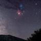 Scorpius behind Ötscher - Austria,                                astrodani