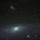 Andromeda Galaxy ,                                Stefano Tosi
