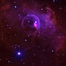 NGC7635_bubble_narrowband,                                quantOnaut