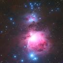 M42 HLRGB,                                Davide Manca
