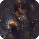 Sh2-155 - Cave nebula,                                Mikko Viljamaa
