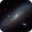 M31 Great Galaxy in Andromeda,                                Richard Pattie