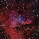 NGC 281 Pac Man Nebula,                                Cheman