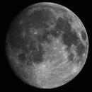 2021/02/25 - Moon @ 97% Illumination,                                G400