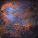 IC2944 - Running Chicken Nebula,                                Janco