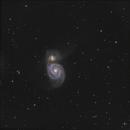 Messier 51,                                Roland Szlagowski