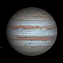 Jupiter (RRGB),                                James Screech