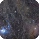 Pleiades, California Nebula from La Palma,                                MaciejW